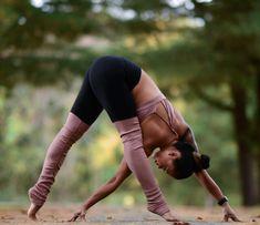 @laurasykora in the #AloYoga High Waist Goddess Legging #yoga #inspiration