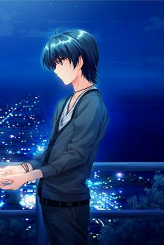 Gambar Pp Wa Couple Terpisah | Anime Wallpaper