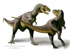 Alectrosaurus Facts: Alectrosaurus (Sergey Krasovskiy)