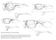 Eyewear by Carl Allen at Coroflot.com