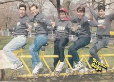 tandem - this just made my day - #NKOTB