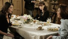 How To Host A 'Gilmore Girls' Friday Night Dinner That Would Even Make Emily Proud