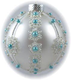 Terrific Ornaments Beaded Ornaments And Beaded Christmas Ornaments On Easy Diy Christmas Decorations Tissureus