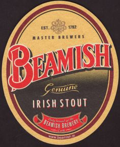 Beamish Stout: Often compared to Guinness, Beamish is dark and chocolaty like its more famous cousin, but features a slightly lighter body and spicier bite.