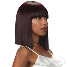 Hair to Beauty Indian Hairstyles, Braided Ponytail Hairstyles, Medium Bob Hairstyles, Twist Hairstyles, Weave Hairstyles, Natural Hair Twist Out, Natural Hair Styles, Bob Haircut With Bangs, Half Wigs
