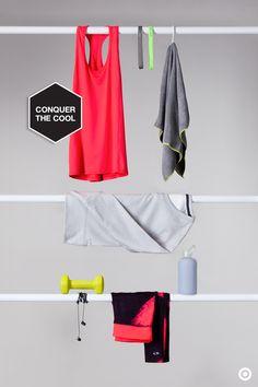 Hookups apparel showroom