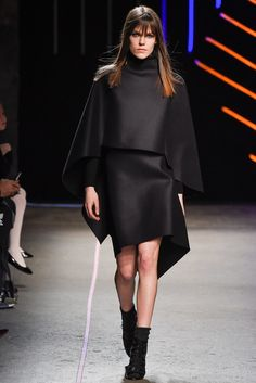 Milly Fall 2015 Ready-to-Wear Fashion Show