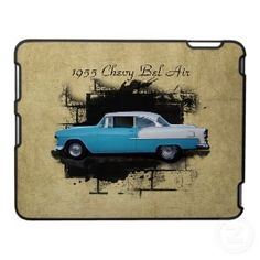 Classic Car and Truck iPad Covers