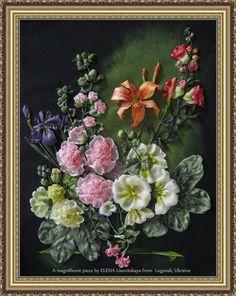 Uma obra-prima magnífica por Elena Lisovitskaya da Ucrânia