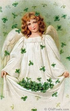 Find Shamrock Angel Early Vintage Illustration stock images in HD and millions of other royalty-free stock photos, illustrations and vectors in the Shutterstock collection. Thousands of new, high-quality pictures added every day. Angel Pictures, Rare Pictures, Angel Artwork, Valentines For Boys, Christmas Angels, Vintage Shops, Dame, All Things, Vintage Inspired