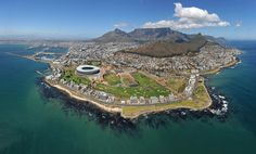 D The Most Astounding Aerial Photography Ever Seen Cape Town, South Africa. South Africa Safari, Cape Town South Africa, Oh The Places You'll Go, Places To Travel, Places To Visit, Paises Da Africa, Cap Vert, Le Cap, Most Beautiful Cities