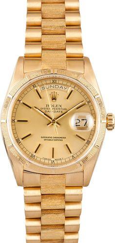 Rolex Day Date Presidential 18248