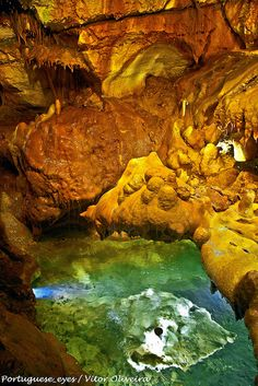 Grutas da Moeda - Portugal by Vitor Oliveira on Flickr