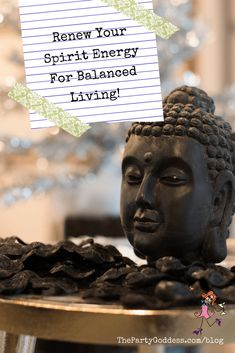 11 Techniques To Renew, Refresh And Revive Your Body, Mind And Soul! (And Amazingly It Doesn't Include Booze!) | The Party Goddess! #renew #refresh #balancedliving #energy