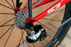 Shimano Dura-Ace Di2 for 11-time Grand Tour stage winner Millar.