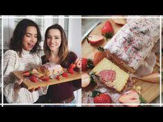 Walentynkowe ciasto z JustDeliciousX / Wegańskie & Bezglutenowe - YouTube Dairy, Cheese, Youtube, Food, Essen, Meals, Youtubers, Yemek, Youtube Movies