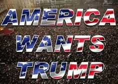 Trump 2016!!!.....YES WE DO!!!!.. AND AMERICA NEEDS HIM RIGHT NOW.......WE HAVE GO TO TAKE OUR COUNTRY BACK OR WE WON'T HAVE ONE......IT WILL BE JUST ANOTHER 3RD WORLD COUNTRY IF TRUMP DOES NOT GET ELECTED......VOTE TRUMP PEOPLE IF YOU WANT TO KEEP US SAFE FROM HARM AND KEEP OUR COUNTRY AS AMERICA AND MAKE IT GREAT AGAIN.