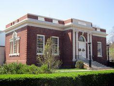 Beverly Farms Branch Library 24 Vine Street  Beverly Farms, Massachusetts