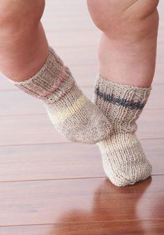 bay to 24 mth stretch socks
