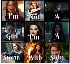 Girl Power!!!