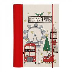 London Christmas planner