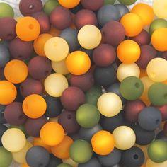 Perlenmix: mokka-oliv-safran Easter Eggs, Food, Mocha, Olives, Essen, Meals, Yemek, Eten