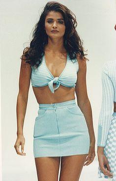 Helena - Gaetano Navarra Runway Show, 1991