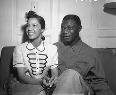Maria & Nat King Cole