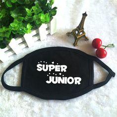 >> Click to Buy << Youpop KPOP Super Junior SJ/SuJu/SuJr E.L.F Album HeeChul Dust Cotton Mouth-muffle Face Mask Maschere Antipolvere Masques KZ154 #Affiliate