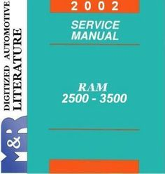 2002 dodge durango original service manual pinterest dodge durango rh pinterest com 2003 Dodge Dakota Manual Transmission Dodge Dakota Service Manual