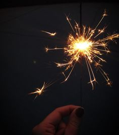 Sparklers // entertaining // patriotic // Americana // 4th of July // Independence Day inspiration