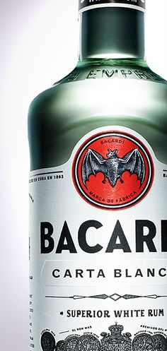 Our Rums and Drinks - 150 Years of Experience - BACARDI