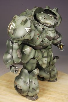 1/100 Gundam Gusion - Customized Build