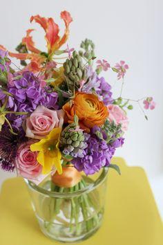 Blog judithslagter.nl / Judith Slagter #boeket #bouquet #flowers