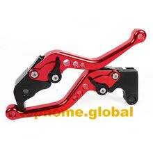 For Yamaha R3 2014 - 2017 / R25 2015 RED Short CNC Clutch Brake Levers Adjustable Pair(China)