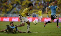 La sensible ausencia que tendrá Colombia en el duelo ante la Roja - El Gráfico Chile