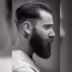 dominikberberich_shot_by__markusbacherphotographer_slicked back hair faded big beard