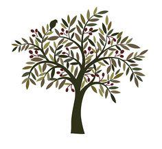 Olive tree #Dekorative#Tree#curly
