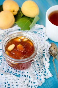 Marhuľový džem s mandľami | Recepty.sk