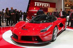 Phenomenal Ferrari LaFerrari @ Geneva Auto Show 2013