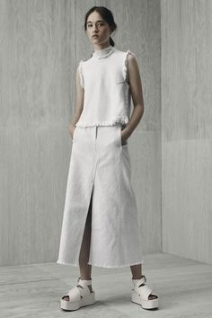 See every look from T by Alexander Wang Resort 2016 Collection