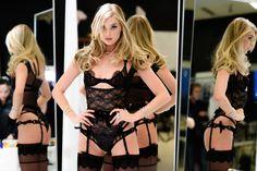 "Elsa Hosk fitting for the Victoria's Secret Fashion Show 2016 for the ""Secret Angel"" segment. """
