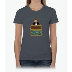 Happy Hanukkah Marv Womens T-Shirt