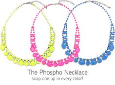 These will be a go to for me all summer! Baublebar.com