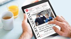 How The Independent plans to pay for its journalism as a digital-only player -