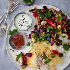 Persischer Reis mit Gemüse                                                                                                                                                                                 Mehr
