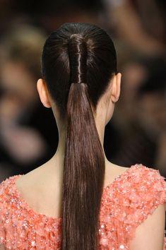 Elie Saab at Couture Spring 2012 (Details) Good Hair Day, Great Hair, Hair Art, My Hair, Elie Saab Spring, Hair Affair, Hair Color For Black Hair, About Hair, Hair Designs