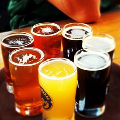 Beer flights are on the rise for events