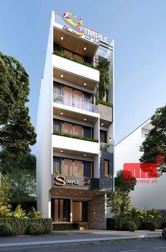 Duplex House Design, Facade House, Townhouse, Bungalow, Multi Story Building, Villa, Exterior, Solomon, Mansions