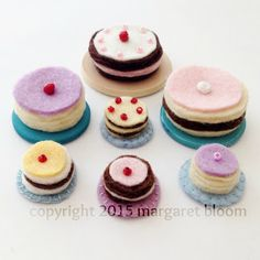 tutorial :: making tiny cakes...